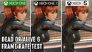 Dead or Alive 6 - Xbox One/One X/Series S - Frame Rate Test