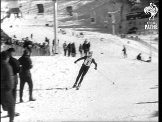 Men's Giant Slalom  (1962)