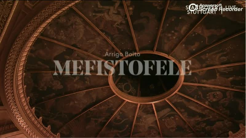 Arrigo Boito - Mefistofele / Мефистофель (Штутгарт, 2019) deu.sub.