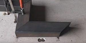 Лестница из профильной трубы своими руками: чертежи и пошаговый монтаж, изображение №31