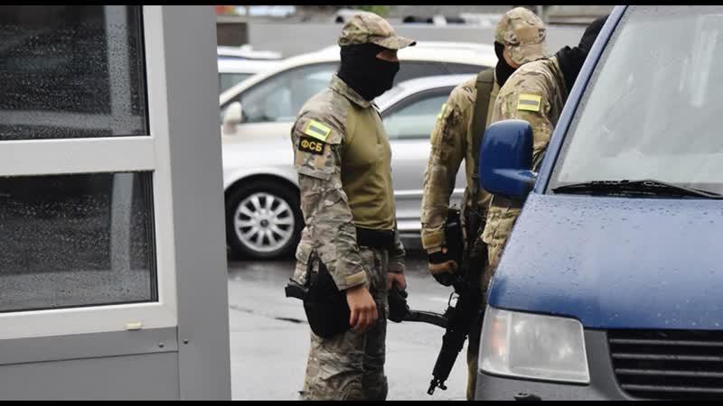 В Крыму арестован украинский диверсант, готовивший схроны со взрывчаткой