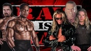 WWE 2K19 The Brood vs The Acolytes, Raw Is War 99, Tag Team Match