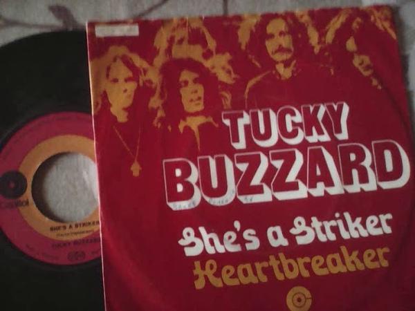 Tucky Buzzard She s A Striker He.