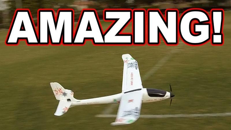 Amazing Beginner RC Glider XK A800 ✈️😍👍