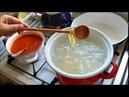 Подготовка спагетти - Making the spaghetti - Készül a spagetti