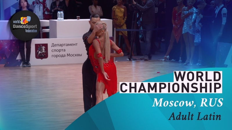 Tam - Novikova, CAN | 2019 World LAT Moscow | R1 R
