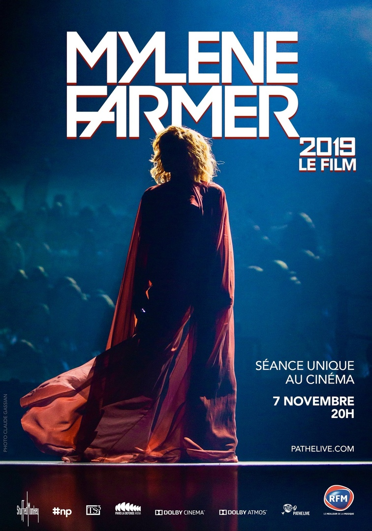Афиша Екатеринбург Mylene Farmer 2019 в КИНО - Екатеринбург