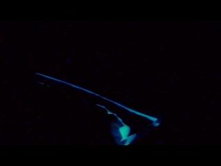 Стол-река светящийся