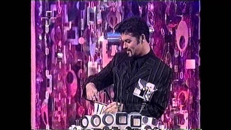 Spice Girls Europe Music Awards 1998 MTV/ TV Cultura