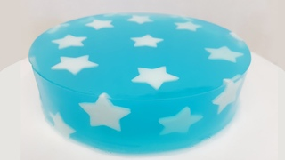 How To Jelly I Stars Jelly Cake Recipe Tutorial