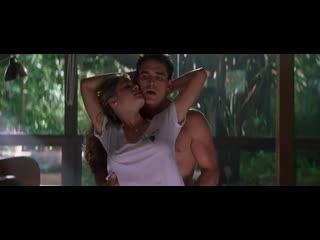 Wild things (1998, denise richards)(эротическая постельная сцена из фильма знаменитость трахается,инцест,сиськи,аниме,хентай)
