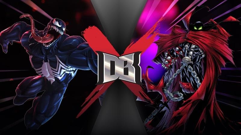 Venom VS Spawn DBX