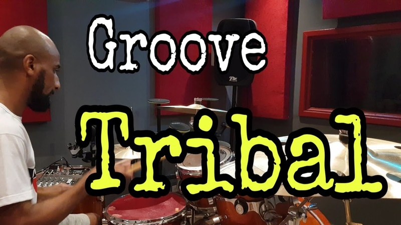 Groove Tribal Todavia me alegrarei Utilize fone