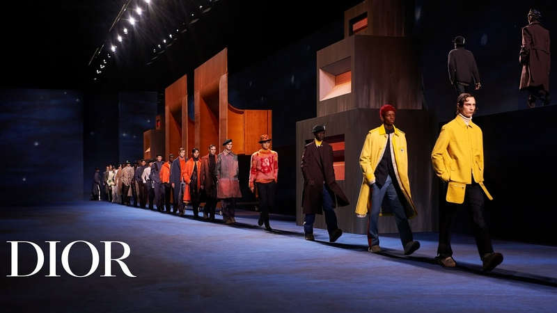 Dior Men's Winter 2021 2022 Collection