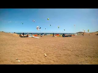 Kite & Surf Beach [ El Medano ]   JERBEN's TV