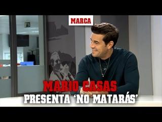 Entrevista con Mario Casas I MARCA