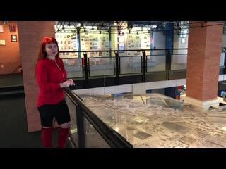 Видео-экскурсия по экспозиции «История строительства города Надыма» Часть 3