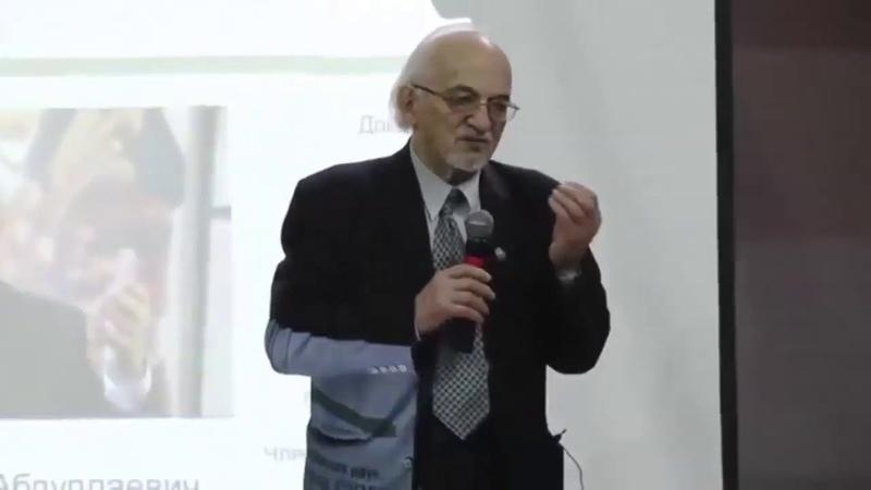 Почему не пьет лекарства Биохимик Профессор В А Дадали