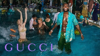 Gucci Cruise 2020 Featuring Gucci Mane, Sienna Miller and Iggy Pop