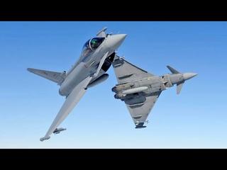 Современная военная мощь союзников Эстонии по НАТО / Военно-воздушные силы