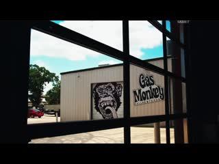 Gas Monkey Garage - Tricky Ricky sells cars.