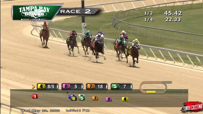 2a Tampa Bay Downs 20 05 2020 High Five Cotton