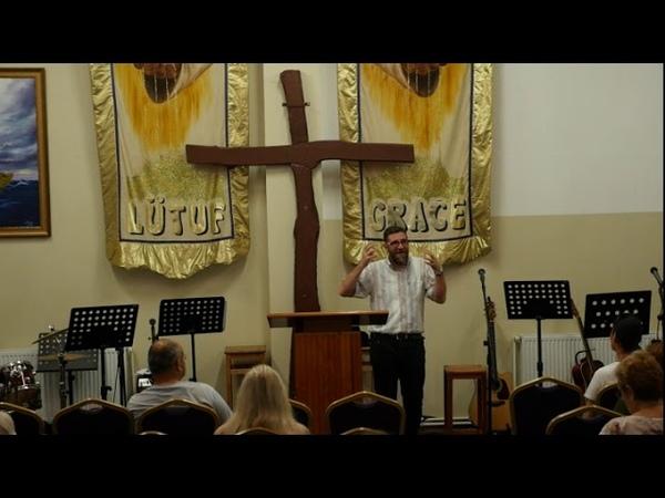 23-06-2019 KUT kilisesi Türkçe - Vahan İsaoğlu