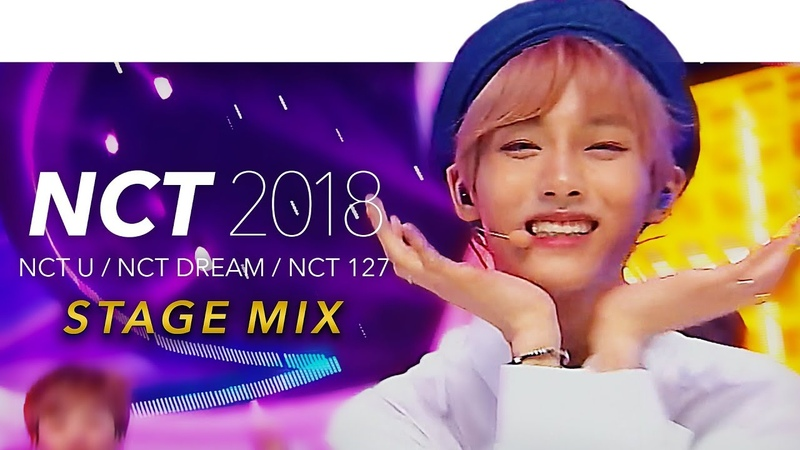 NCT 2018 - BOSS(U) Baby Dont Stop(U) GO(DREAM) TOUCH(127) Stage Mix(교차편집) Special Edit.