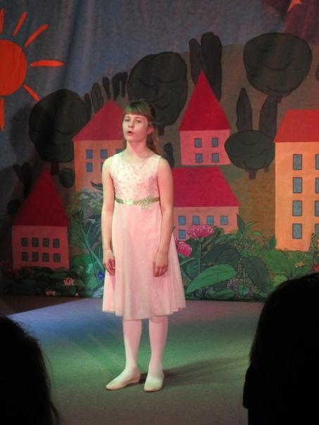 Детская вокально-театральная студия  проводит набор детей от 6 лет на индивидуальные занятия вокалом