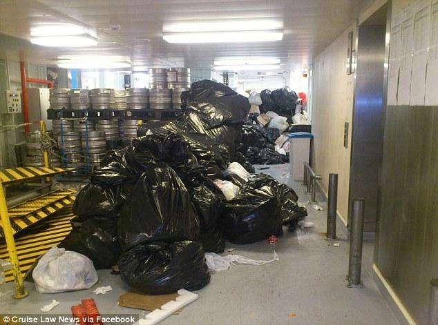 Куда девают мусор и говно на кораблях