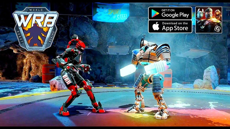 World Robot Boxing 2 - Android/IOS Gameplay