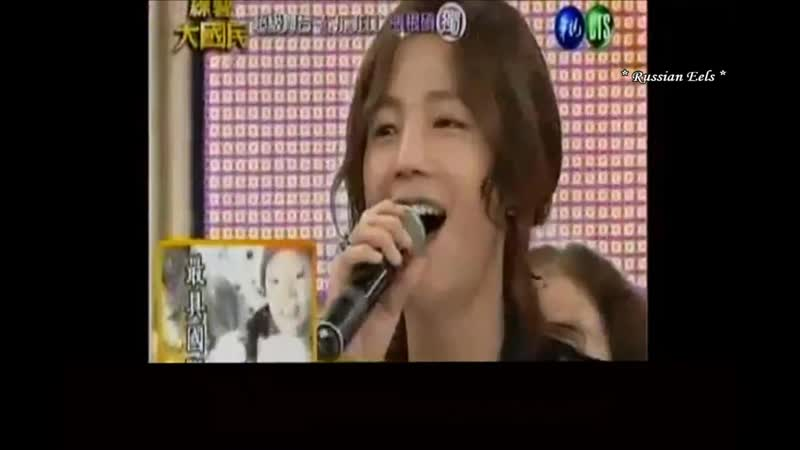 2010.10.09. Jang Keun Sun on the Taiwan Grand National TV show -Super King (rus.sub.)