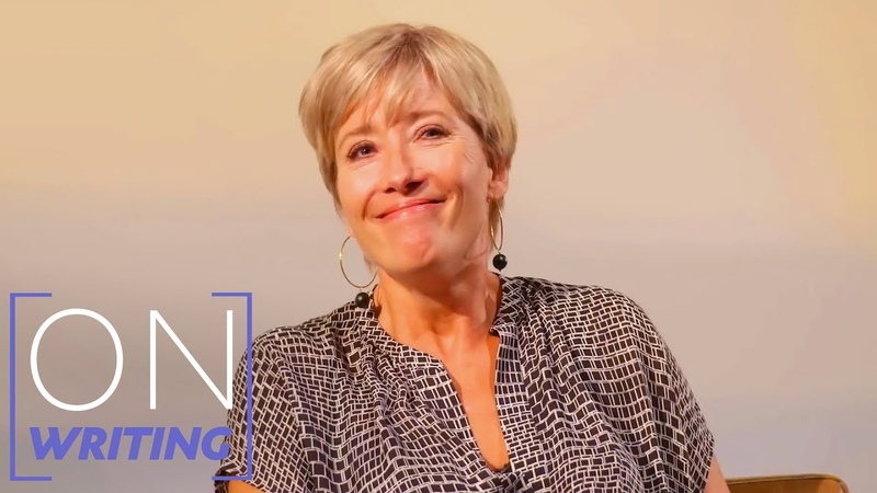 Emma Thompson on Acting Writing Screenplays and Why Nanny McPhee is a Western On Writing