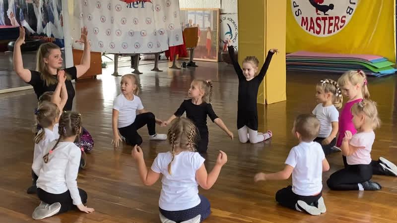 Танец крабиков 🐚🌊 🦀