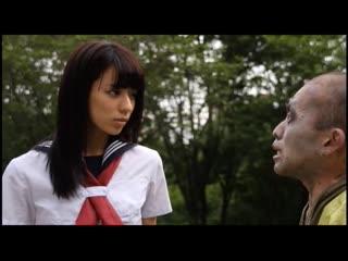 ZATS-26_01 Burning Action Super Heroine Chronicles Chapter of JK Slayer Kizuki