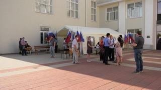 «Открытый регион. Вместе 45». 1-й день работы выездной общественной приемной в Шадринске.