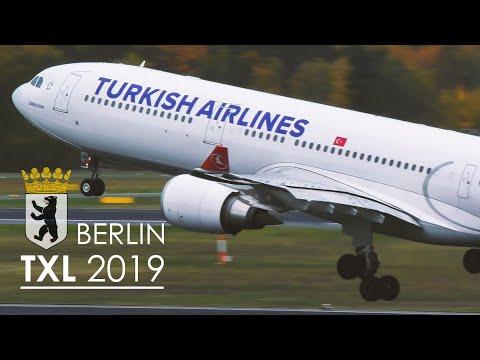 Потрясающий вид на летное поле стоимостью 212₽* Аэропорт Тегель TXL Берлин 🇩🇪 Посадки и взлеты