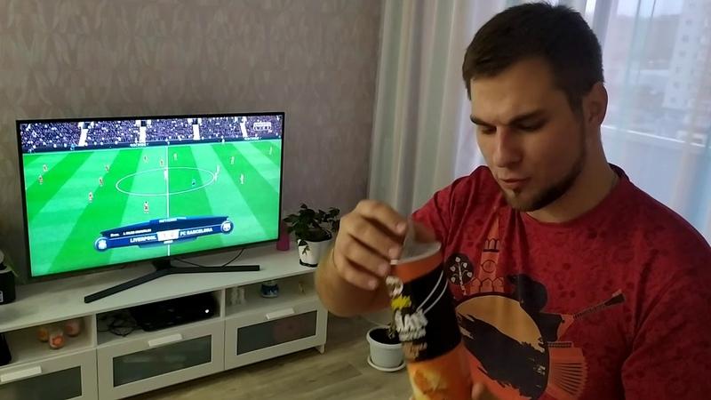 Новинка! Pringles Tikka Masala