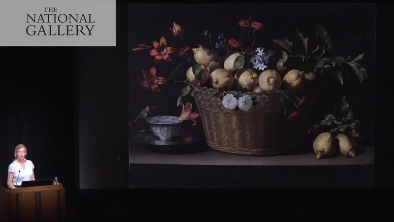 A new acquisition: Juan de Zurbarán's 'Still life with Lemons in a Wicker Basket'   National Gallery