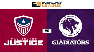 Knockout D | Washington Justice vs Los Angeles Gladiators | Summer Showdown | NA Day 1