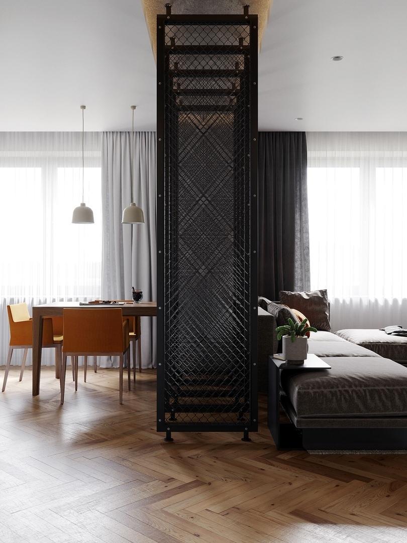 Дизайн-проект от Александра Арановича