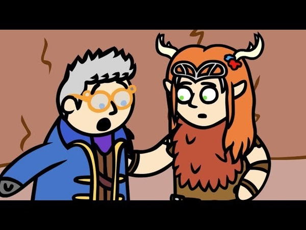 Critical Role Animated One Armed Percy Campaign 1 The Search For Grog