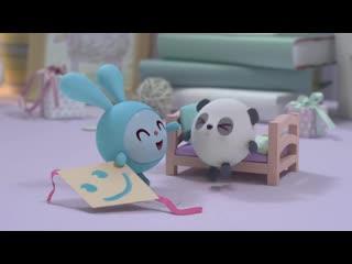 Малышарики - Про Пандочку - Сборник мультиков для малышей-Все серии подряд