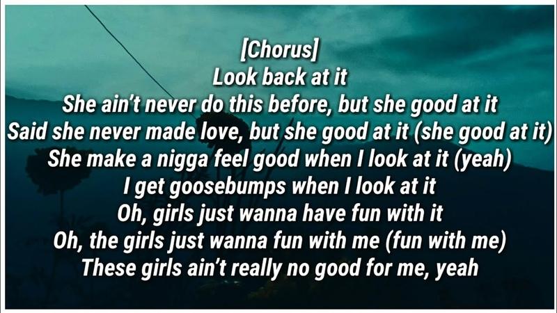 A Boogie Wit Da Hoodie Look Back At It Lyrics