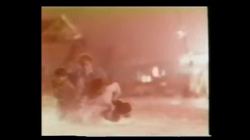 Смерть Вика Морроу на съемках Сумеречной зоны Vic Morrow's Death Twilight Zone Accident