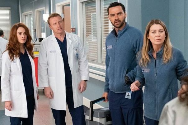 17 сезон «Анатомии страсти» использует пандемию COVID-19 в своем сюжете