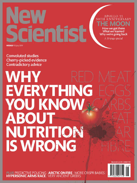 New Scientist - 13 07 2019
