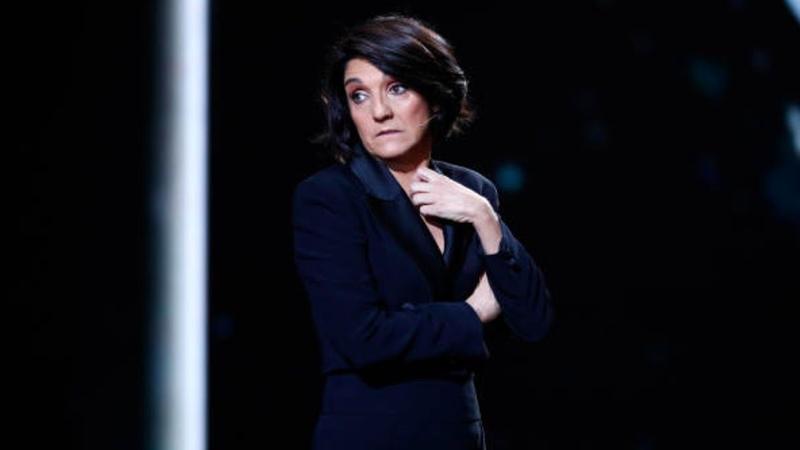 Florence Foresti furieuse L'humoriste cible des critiques