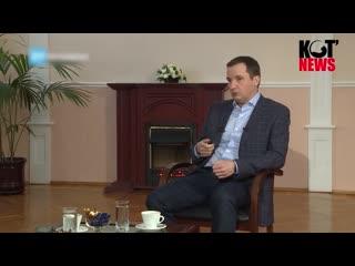 Александр Цыбульский: о Шиесе прямых выборах глав и развитии сельского хозяйства