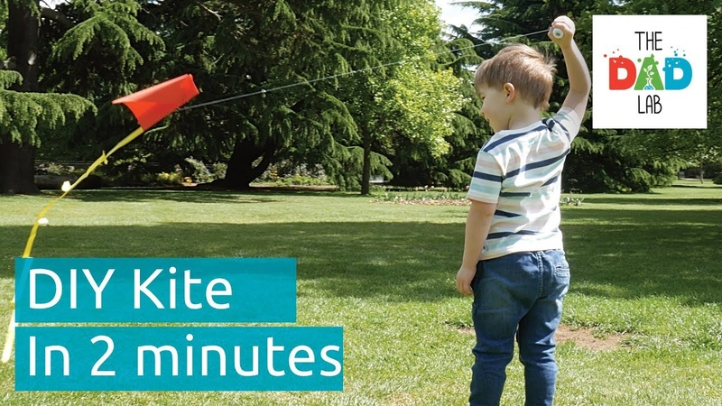 How To Make A Simple Kite | AD